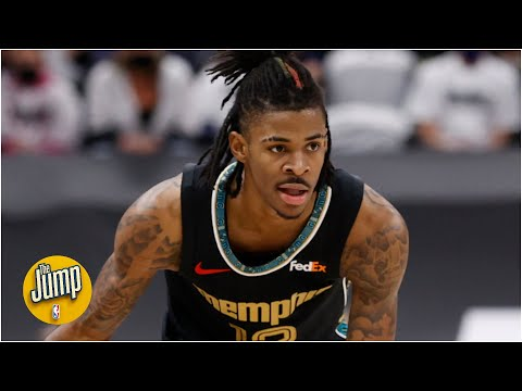 Ja Morant declaring he's here is EVERYTHING – Zach Lowe on Ja's 73 PTS through two games | The Jump