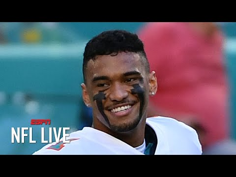 Reacting to Tua Tagovailoa's comments that 'sound really bad' | NFL Live