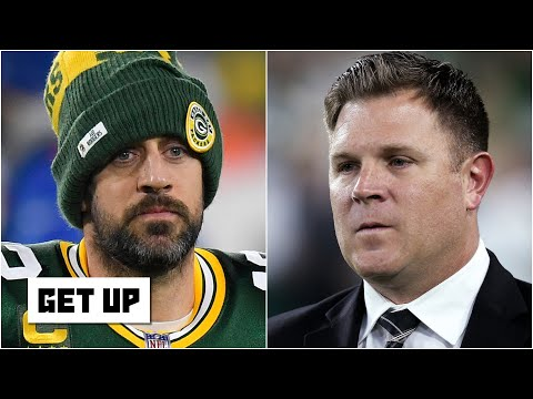 Who has more leverage: Aaron Rodgers or the Packers? | Get Up