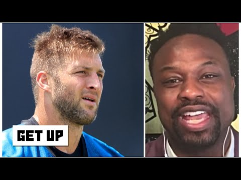 Discussing the chances Tim Tebow makes the Jaguars' roster | Get Up