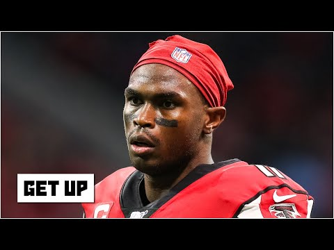The Falcons have an offer of a 1st-round pick for Julio Jones   Get Up