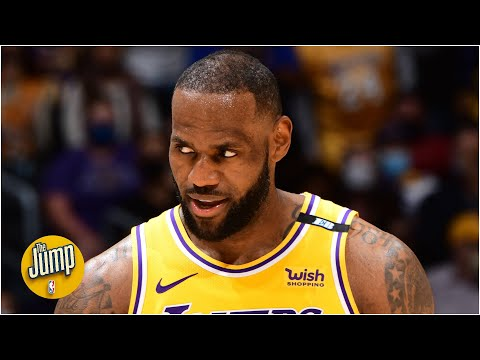 """""""This is the LeBron James that people are scared of"""" – Kendrick Perkins 