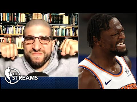 Ariel Helwani is FIRED UP about the Knicks, calls out Max Kellerman for favoring Nets   Hoop Streams