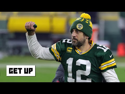 Will Aaron Rodgers sit out this season if the Packers don't trade him? | Get Up
