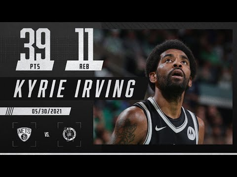 Kyrie Irving GOES OFF for 39 & 11 vs. Celtics in Game 4 🔥 | 2021 NBA Playoffs