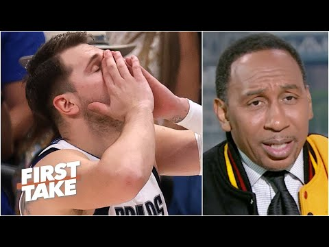 'We're just going to ignore that?' – Stephen A. calls out Mark Cuban and the Mavs | First Take