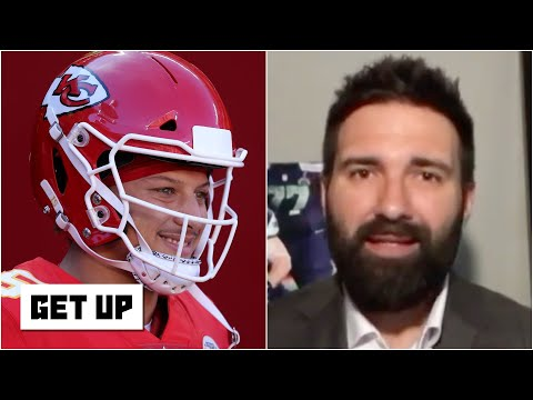 Reacting to Patrick Mahomes' comments about striving for a 20-0 season | Get Up