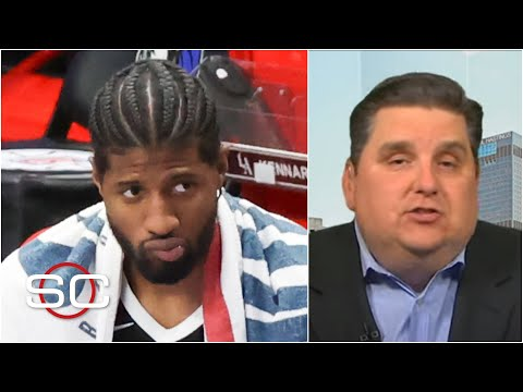 Brian Windhorst responds to Brian Windhorst's statement about the Clippers 😂 | SportsCenter