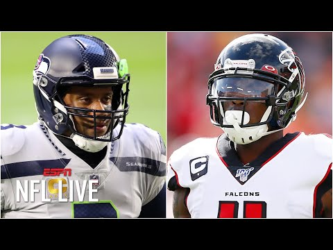 The Seattle Seahawks would be a 'top 3 offense' with Julio Jones – Mina Kimes | NFL Live