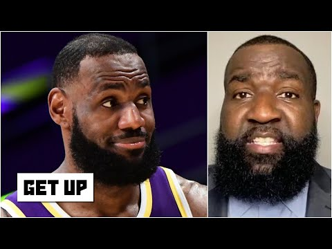 Kendrick Perkins and Zach Lowe love the NBA play-in tournament, despite LeBron's comments | Get Up