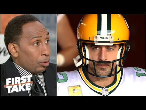Stephen A. names the Saints as Aaron Rodgers' best chance at a Super Bowl   First Take