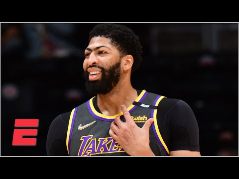 Can Anthony Davis be the Lakers' main option with an hampered LeBron? | Bart and Hahn