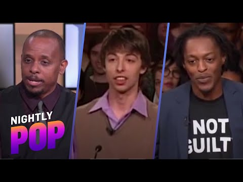 "Wasn't Me, Sugar Daddy Drama & Shirts Can't Convince Mouths – ""Nightly Pop"" 05/04/2021 