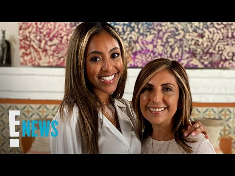 Tayshia Adams & Her Mom Open Up About Their Unbreakable Bond | E! News