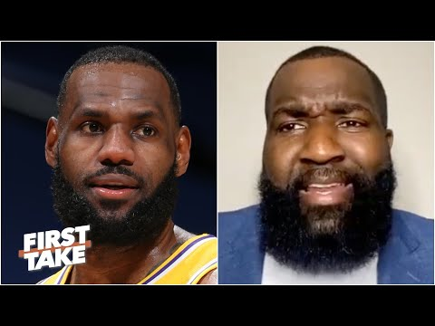 LeBron is going to 'bounce back' from his ankle sprain – Kendrick Perkins | First Take