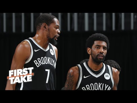 I'm not going to overreact to the Nets losing to the Bucks again – Kendrick Perkins | First Take