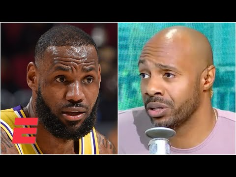 'I'm not betting against LeBron' – JWill believes James can get back to 100% this season | KJZ