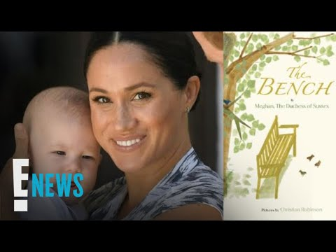 """Meghan Markle Defended Over """"The Bench"""" Plagiarism Claims   E! News"""