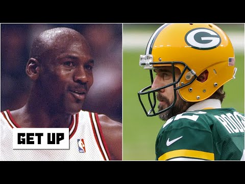 'Even Jerry Krause didn't get rid of MJ in his prime' – Ryan Clark on Aaron Rodgers-Packers   Get Up
