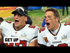 Can the Bucs go undefeated this season? Chris Canty says 'no way!' | Get Up