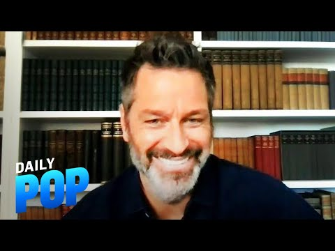 Peter Hermann on Sharing Wife Mariska Hargitay With Chris Meloni | Daily Pop | E! News