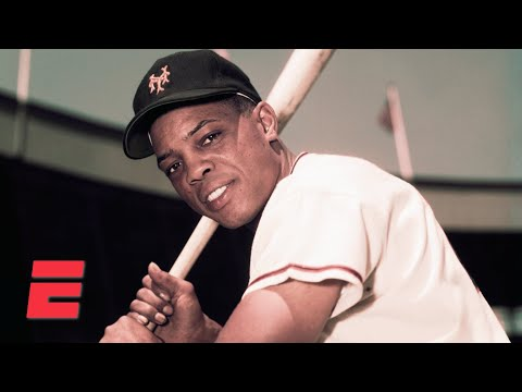 Top 5 Willie Mays stats you need to know | #Greeny