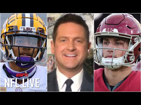 Todd McShay breaks down his way-too-early 2022 NFL Mock Draft | NFL Live