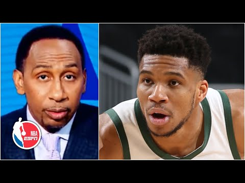 Stephen A. says the pressure is on for the Bucks and the NBA play-in tournament format | NBA on ESPN
