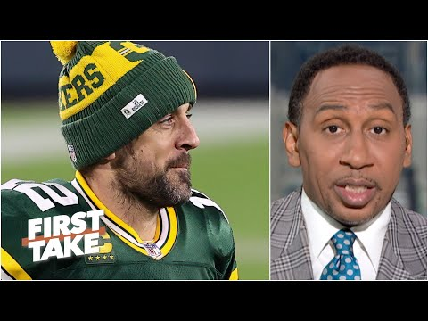 Stephen A. reveals his 'perfect landing spot' for Aaron Rodgers   First Take