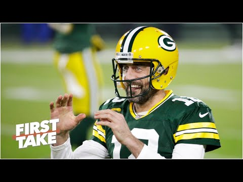 Should Aaron Rodgers' dedication to football be questioned? First Take debates
