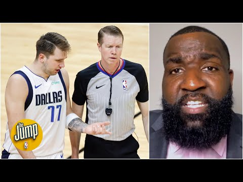 Kendrick Perkins compares himself to Luka Doncic… for technical fouls   The Jump