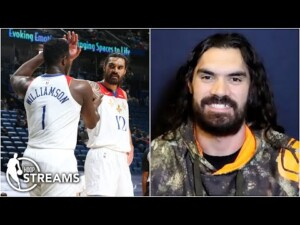 Steven Adams compares Marvel characters to his Pelicans teammates | Hoop Streams