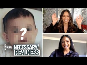 "Necessary Realness: Christina Milian Plays ""Whose That Kid?"" Game 