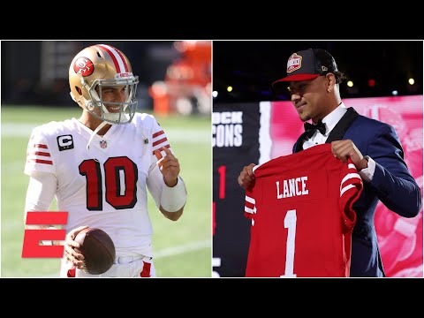 Jimmy Garoppolo on his relationship with the 49ers and developing Trey Lance | KJZ