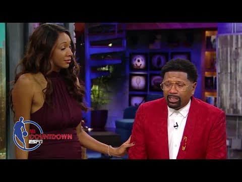 Jalen Rose pays a tearful tribute to his late mom on Mother's Day | NBA Countdown