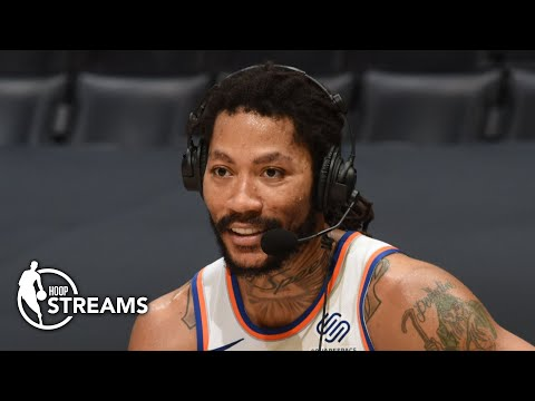 How much credit does Derrick Rose deserve on the Knicks? | Hoop Streams