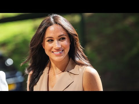Meghan Markle Makes First TV Appearance Since Orpah Tell-All