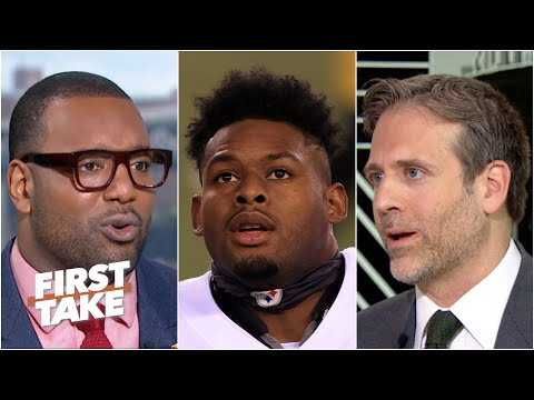 I don't think the AFC North is a top-3 division in football right now! – Chris Canty   First Take