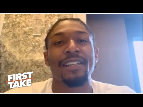 Bradley Beal on Kent Bazemore's comments and Russell Westbrook's triple-double record | First Take