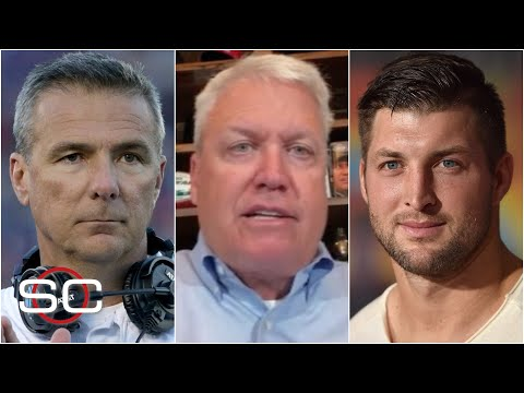 Rex Ryan 'isn't surprised' by Urban Meyer's decision to sign Tim Tebow to the Jaguars | SportsCenter