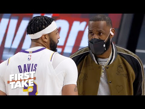 The Lakers shouldn't worry about the play-in tournament – Max Kellerman | First Take
