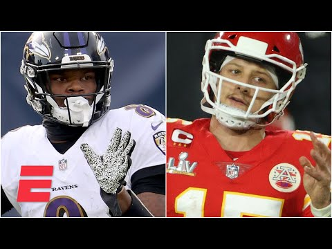 Have the Ravens done enough to challenge the Chiefs in the AFC? | NFL on ESPN