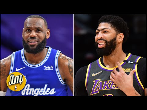 Should LeBron & AD play in the final 2 games?   The Jump