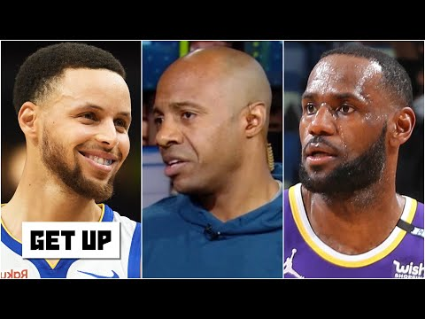 JWill's expectations for Warriors vs. Lakers in the play-in tournament | Get Up