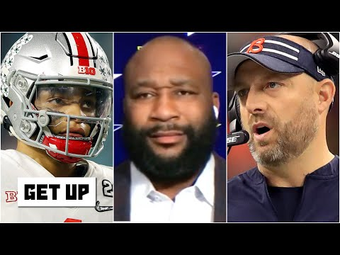 Matt Nagy is lying! – Marcus Spears thinks Justin Fields will be the Bears' starter   Get Up