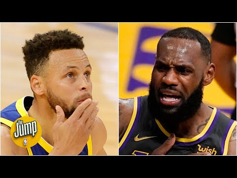 Giving out awards for Best Season *AND* MVP in 2020-21 | The Jump