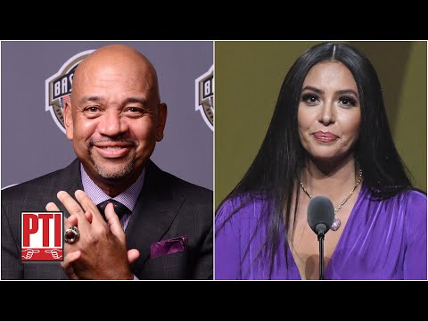 Michael Wilbon reacts to being honored by Hall of Fame, praises Vanessa Bryant's speech   PTI