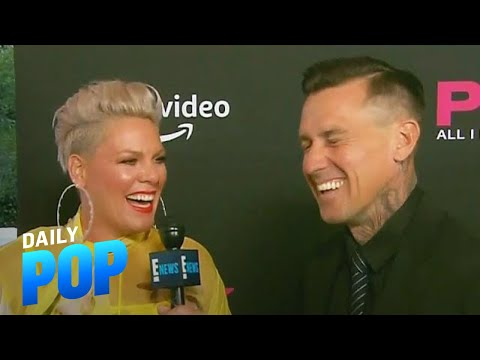 Pink Reveals Secrets to 15-Year Marriage With Carey Hart | Daily Pop | E! News