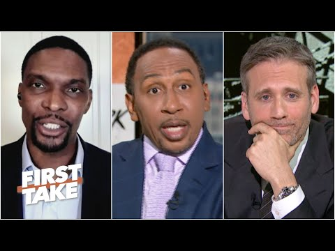 Chris Bosh, Stephen A. and Max debate: Do NBA teams need a Big 3 to win it all? | First Take