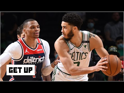 Celtics vs. Wizards highlights and analysis: Does Jayson Tatum pose a threat to the Nets? | Get Up